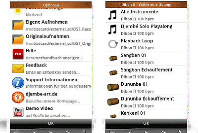 Djembe Studio Premium App Level 2
