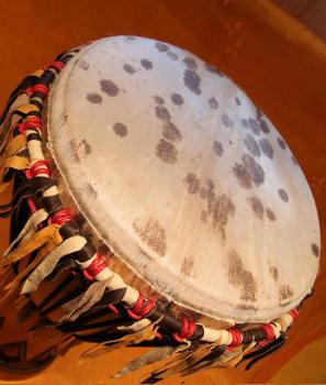 African Spirit Detail