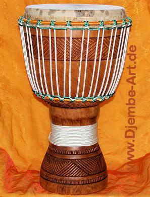 Djembe Trommel & Afrikanische Trommel kaufen, Djembé Art Shop