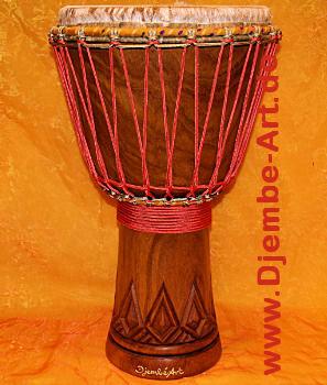 101  Premium Trommel von Djembé Art