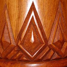101  Premium Trommel von Djembé Art Detail
