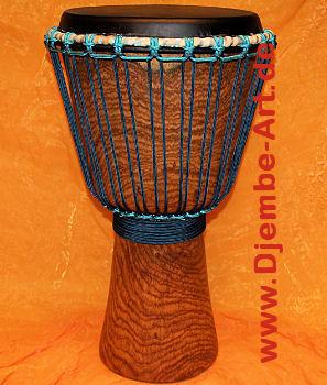 Black Soul  Premium Trommel von Djembé Art