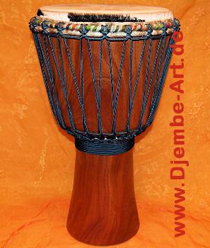 Dynamik  Premium Trommel von Djembé Art