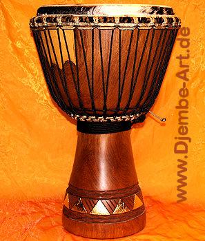 Mama Africa  Premium Trommel von Djembé Art