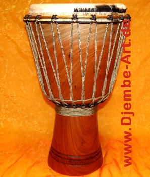 Djembe Art Premium Trommel Golden Magic