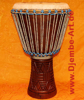Djembe Art Premium Trommel Magic Eye