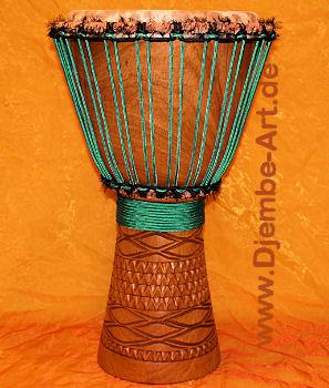 Djembe Art Premium Trommel Mali Princess