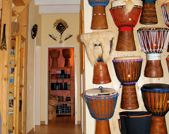 Finest African Drums
