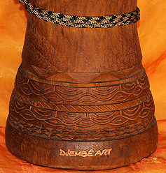 Djembe Drum Middle Class