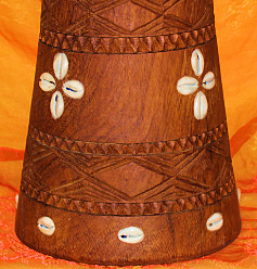 Djembe Art Drum Superior Class Ornaments